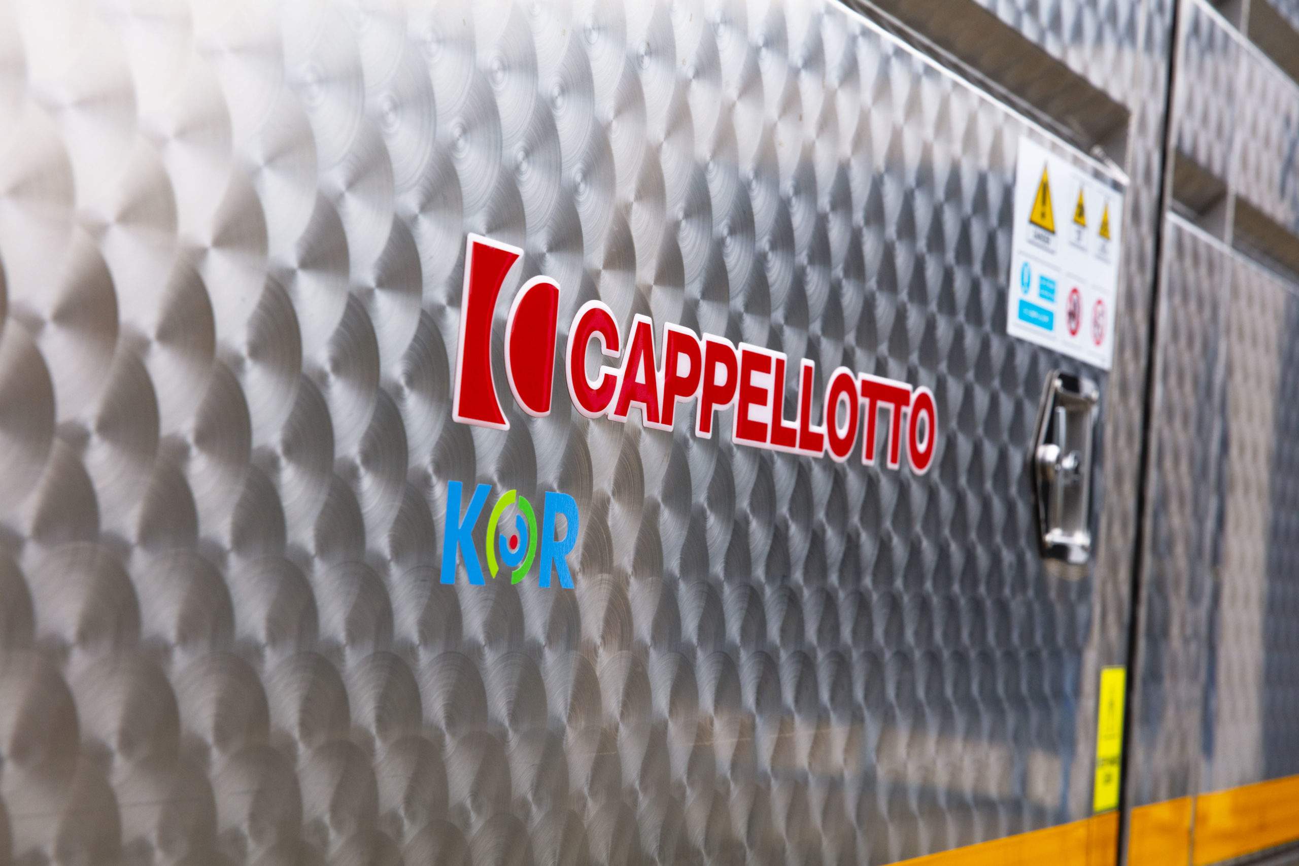 Cappellotto Stainless Steel