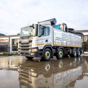 CAP COMBI 3200CL IND, KOR Trucks Buy Lease Rent Australia