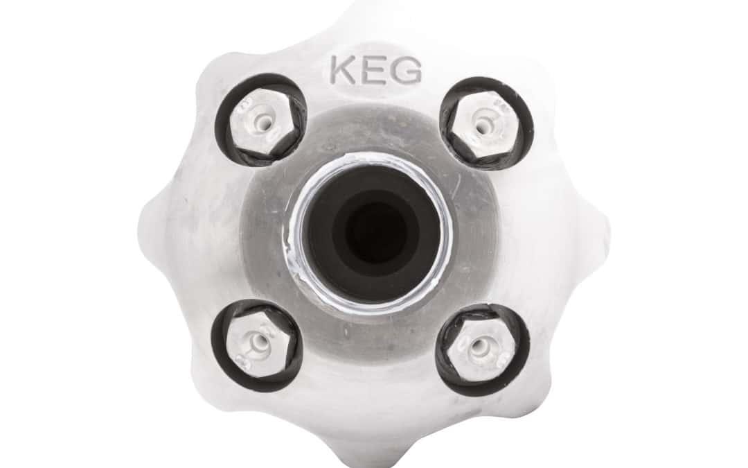 KEG Duce 1inch Large bottom